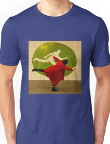Oval Tube Station Unisex T-Shirt