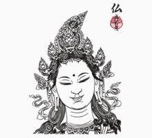 Buddha Face by buddhabubba