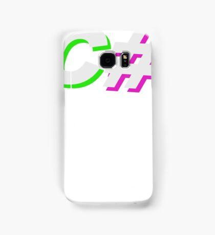 C# Samsung Galaxy Case/Skin