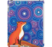 Star Gazing Fox iPad Case/Skin