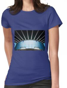 Perivale Tube Station Womens Fitted T-Shirt