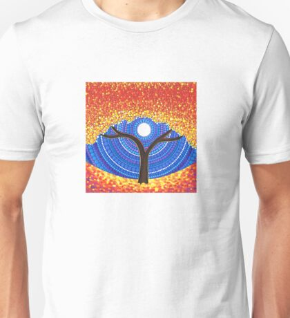 Autumn Moon Unisex T-Shirt