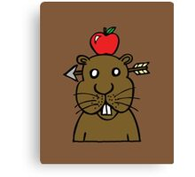 Hammy Tell Canvas Print
