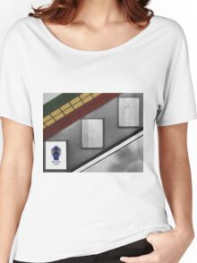 Piccadilly Circus Tube Station Women's Relaxed Fit T-Shirt