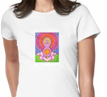 Earth Mama Womens Fitted T-Shirt