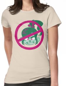 No Glitches Womens Fitted T-Shirt