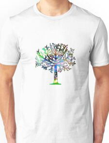 picture tree Unisex T-Shirt