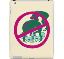 No Glitches iPad Case/Skin