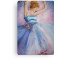 Falling at My Feet Canvas Print