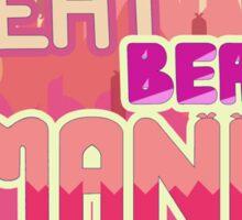 Steven Universe - Meat Beat Mania Sticker