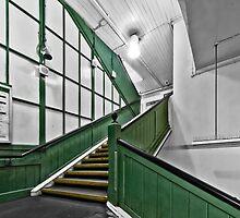 Putney Bridge Tube Station by AntSmith