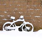 snowbike by andytechie