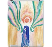 Green Wings iPad Case/Skin