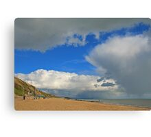 Storm over the Needles Canvas Print