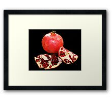 Beautiful and delicious Framed Print