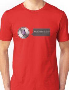 Apple Siri Voice Funny  Unisex T-Shirt