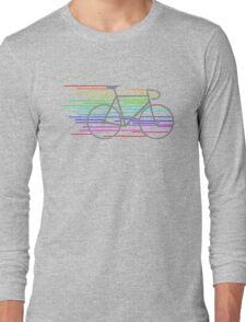 Rainbow Fixed Long Sleeve T-Shirt