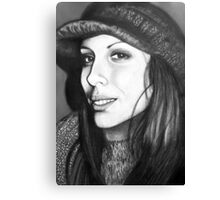 Katie Young Canvas Print