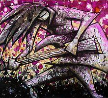 Guitar Heroics by chrispanila