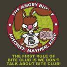 Angry Bunny Bite Club by Wislander