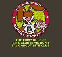 Angry Bunny Bite Club Unisex T-Shirt