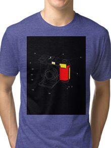 Camera Tri-blend T-Shirt