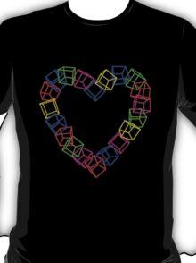 My Cubical Romance T-Shirt