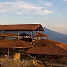 Ohrid Basilica by Nickolay Stanev