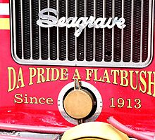 Old Fire Truck by andytechie