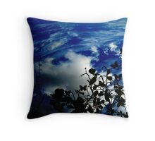 Even if you were a million miles away  Throw Pillow