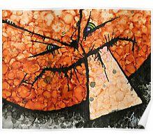 Halloween Mischief Night Pumpkin Poster