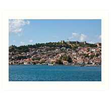 Ohrid Art Print