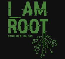 I AM ROOT by Jordan B