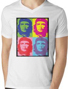 Che Mens V-Neck T-Shirt
