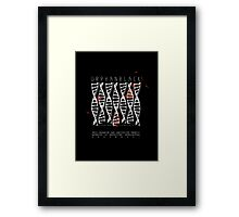 PATENTED 2 Framed Print