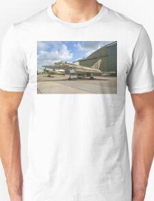 Eurofighter Typhoon FGR.4 ZK349 GN-A in camouflage T-Shirt