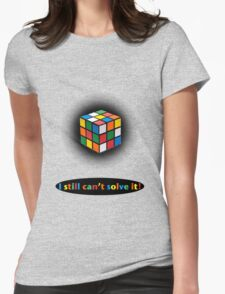 Rubix!! Womens Fitted T-Shirt