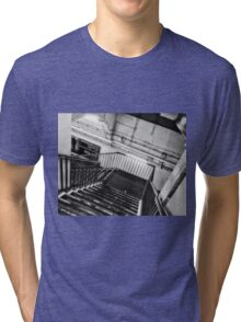 Ravenscourt Park Tube Station Tri-blend T-Shirt