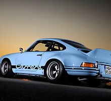 Porsche 911 RSR .... by M-Pics