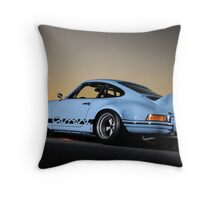 Porsche 911 RSR .... Throw Pillow