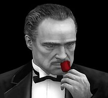 Don Vito Corleone - The Godfather by no-doubt