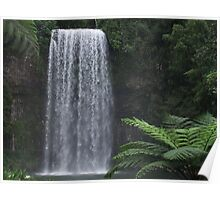 Millaa Millaa Falls - Far North Queensland Poster