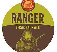 Ranger IPA - Fallout New Vegas Spoof by Fangs