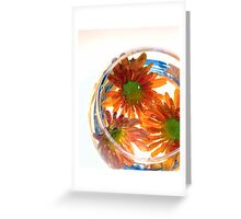 New Flower Project 8 Greeting Card