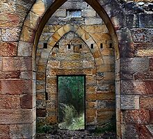 Church Remains by Dianne English