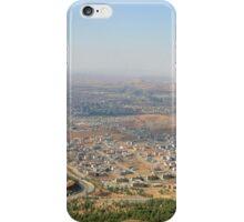 an awe-inspiring Iraq landscape iPhone Case/Skin