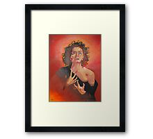 Lady Macbeth Framed Print