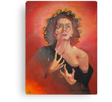 Lady Macbeth Canvas Print