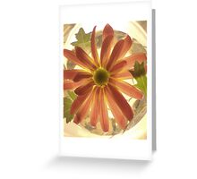 New Flower Project 71 Greeting Card