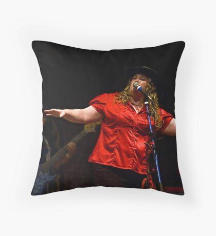Free Friday Throw Pillow